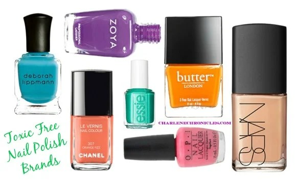 nail polish brands without the toxic trio