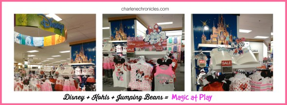 kohls disney apparel