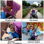Joovy VaryLight Caboose Double Stroller Review