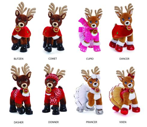 Reindeer Build a bear
