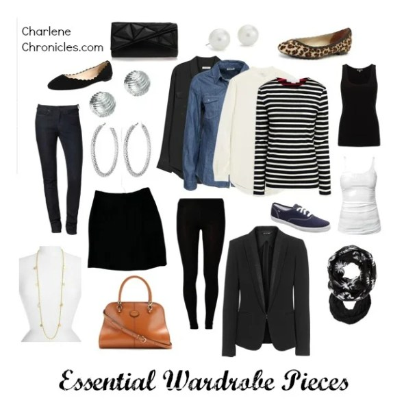 must have wardrobe essentials for Moms Charlene Chronicles