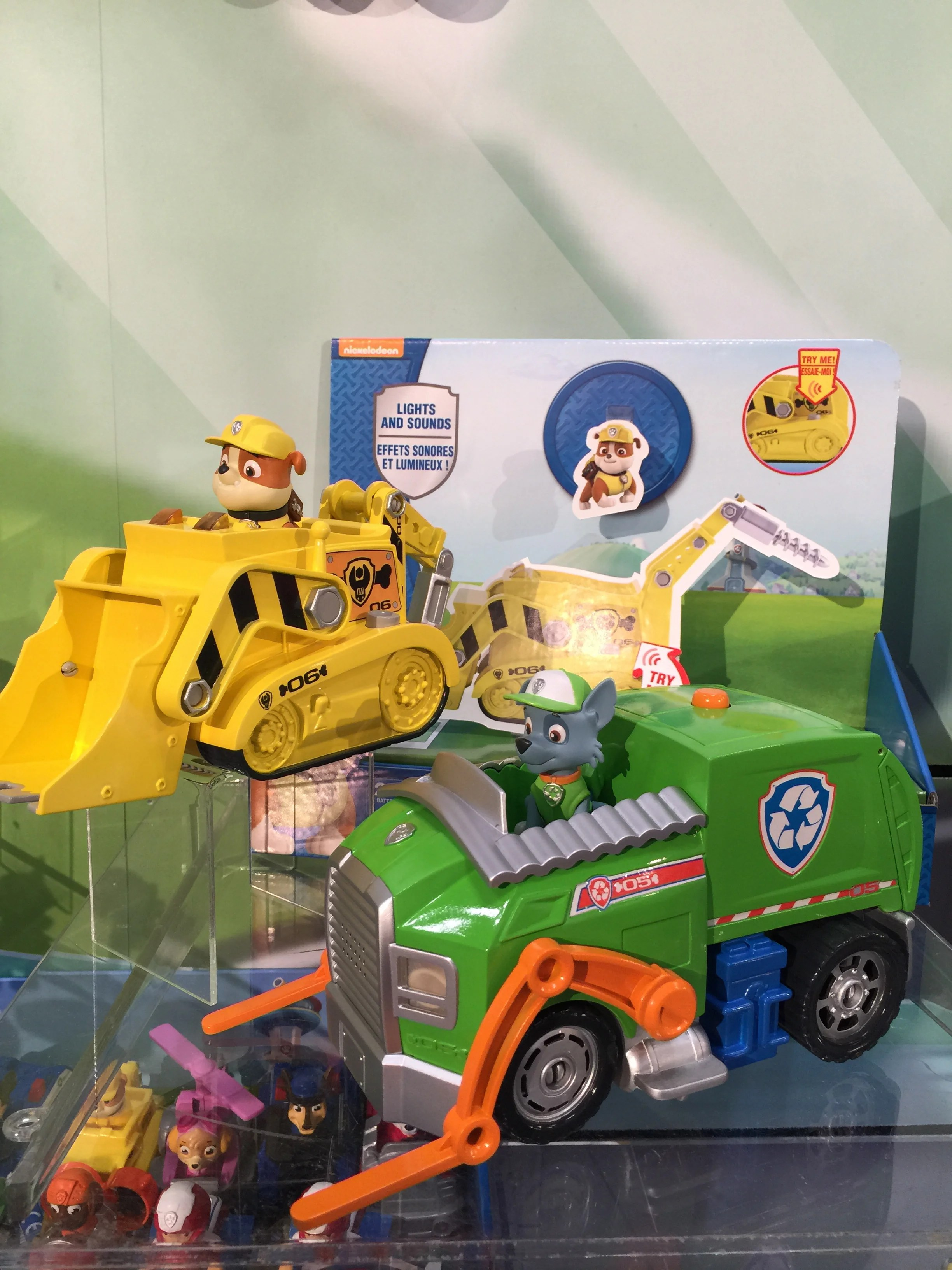 Toy Reveal Paw Patrol Everest Toy And More Charlene