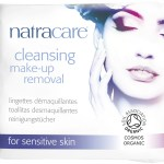 Natracare Makeup Remover Wipes Review