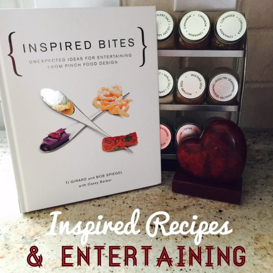 inspired bites cookbook