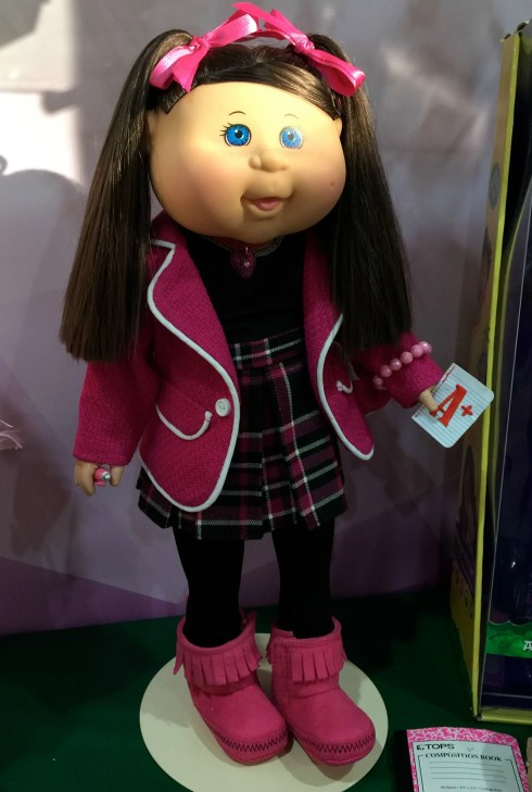 limited edition cabbage patch kids 2015