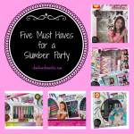 Slumber Party Ideas: 5 Products You Need