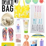 What to Have in a Beach Bag