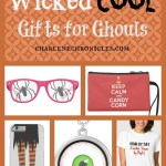 Four Fun Halloween Gifts for Ghouls