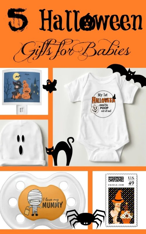 halloween gifts for babies