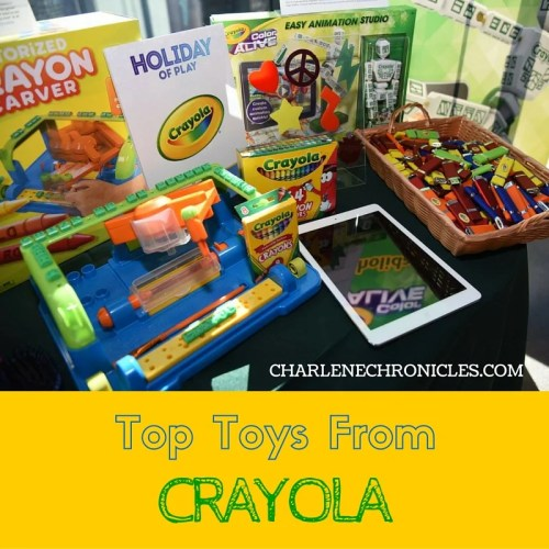 Crayola Animation Studio and Crayon Carver