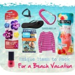 Unique Items for the Beach