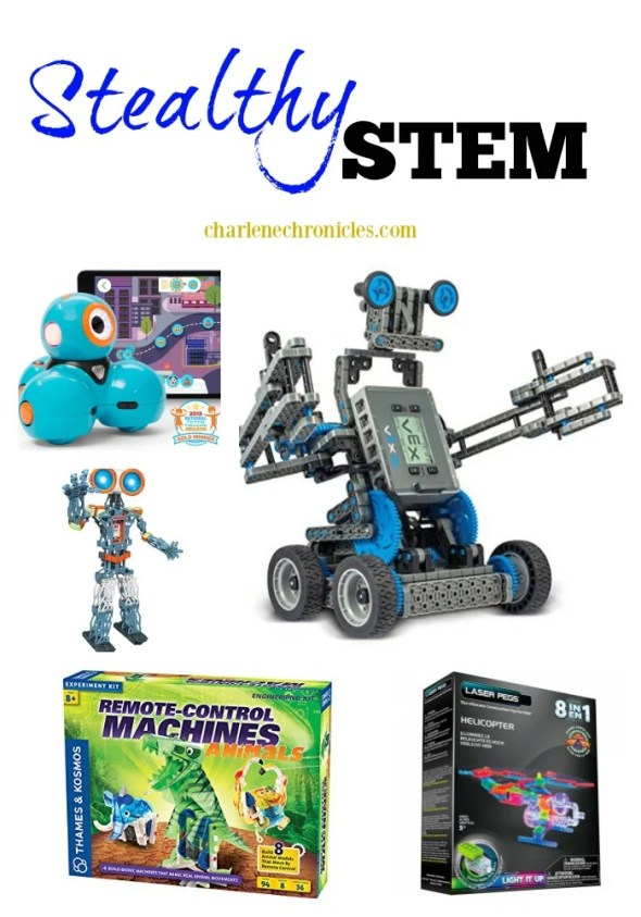 stealthy stem charlene chronicles top toys 2015