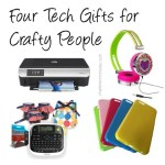 Tech Gifts for Crafty People