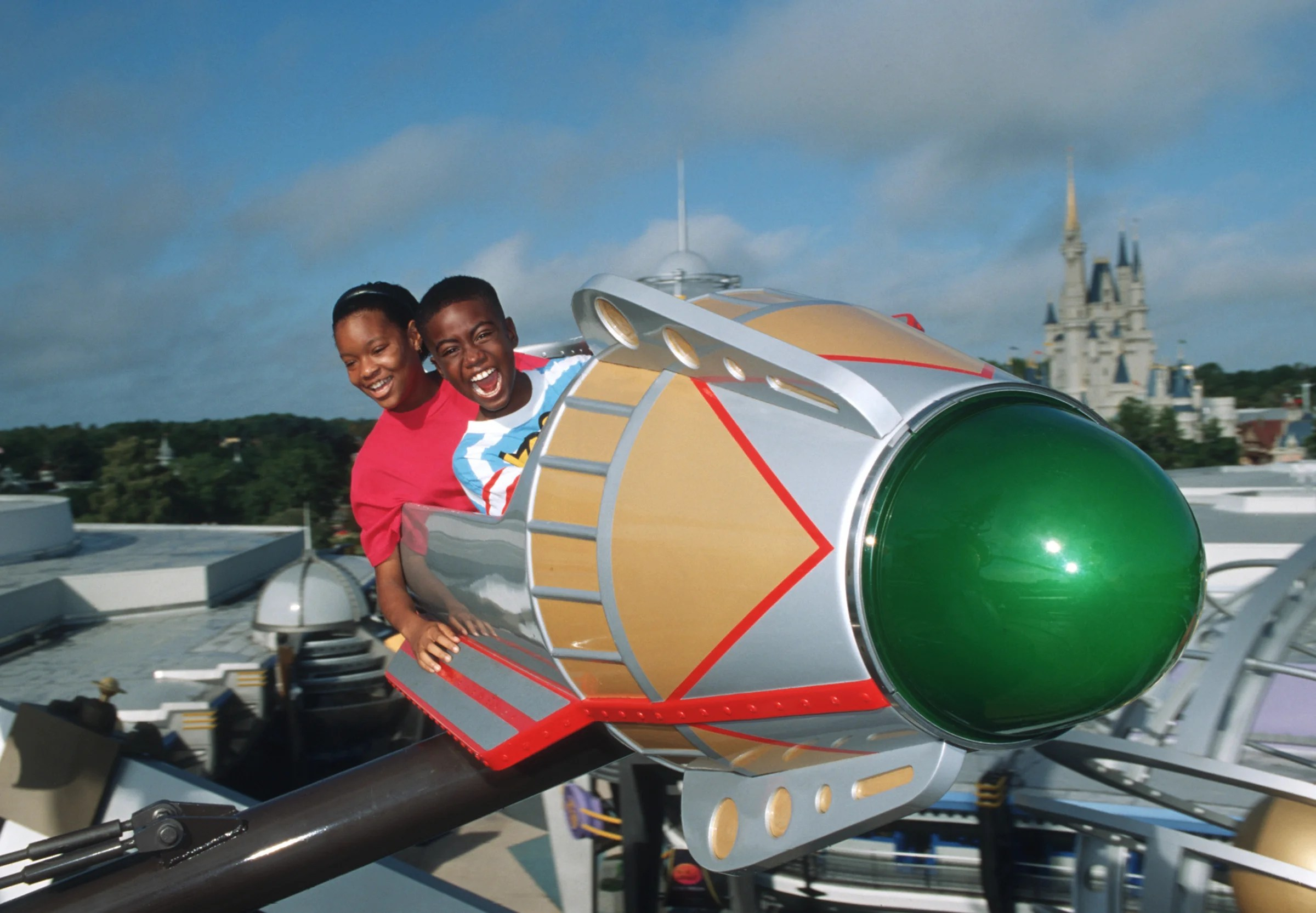 multigenerational attractions at Disney World