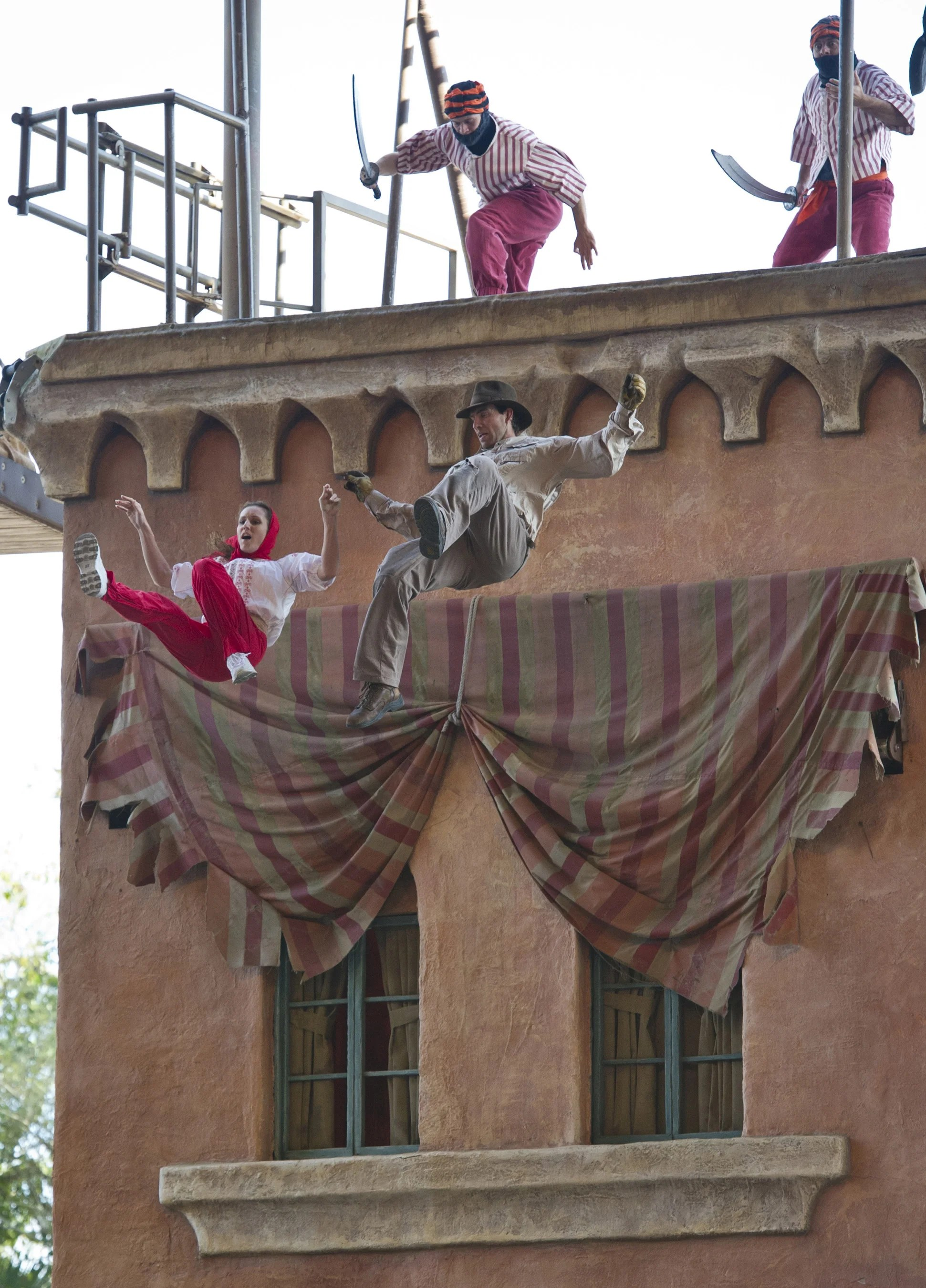 Indiana Jones Epic Stunt Spectacular! at Disney's Hollywood Studios