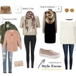 Fall Trends 2016: Four Outfits to Wear