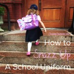 How to Snazz Up a School Uniform