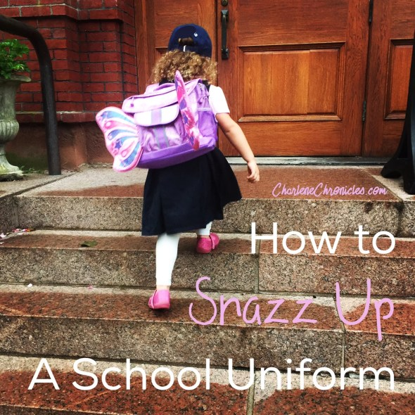 accessorize school uniform