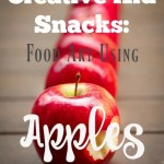 Food Art with Apples: Creative Snacks for Kids