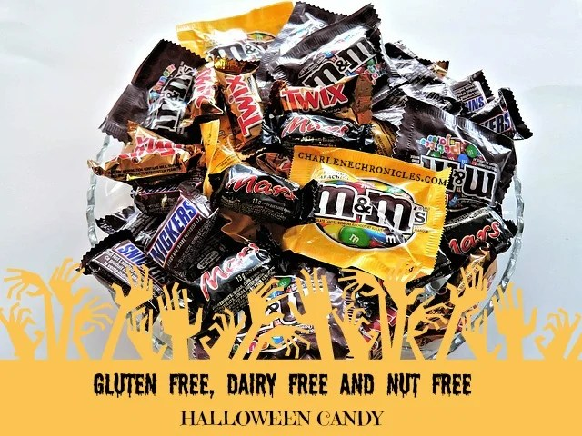 needless to say for gluten free candy avoid candy with wheat and malt as ingredients some examples include candy corn which often has wheat - What Halloween Candy Is Gluten Free