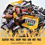 Gluten Free, Nut Free and Dairy Free Halloween Candy