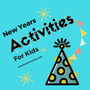 new years eve activities ideas for kids