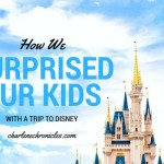 Disney Trip Surprise and Reveal! #DisneySMMC