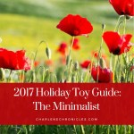 2017 Toy Guide: Minimalist Toys