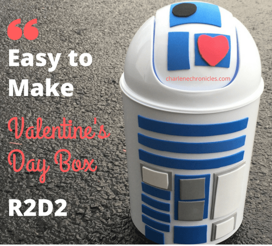valentines day box r2d2