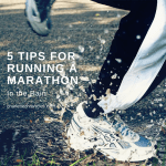 5 Tips for Running a Marathon in the Rain