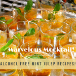 A Marvelous Mocktail Mint Julep Recipe