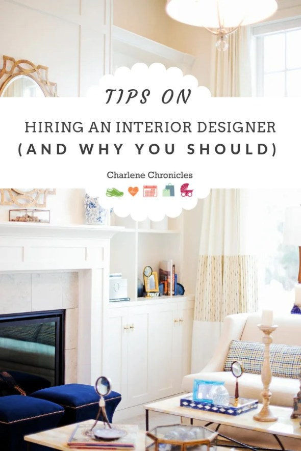 Tips on hiring an interior designer and why you should - How to hire an interior designer ...