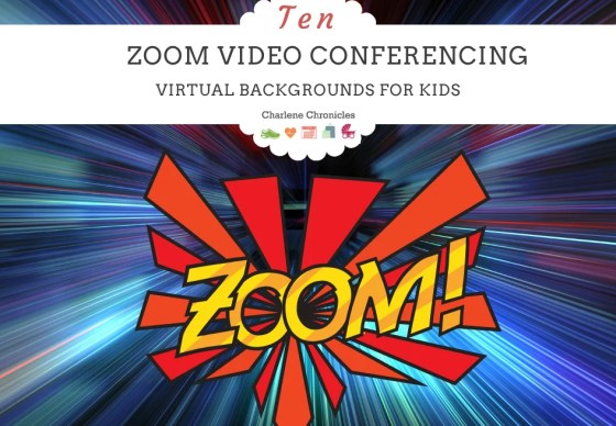 Zoom Virtual Backgrounds for Kids