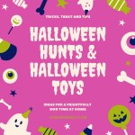 Halloween Themed Toys For Halloween Hunts