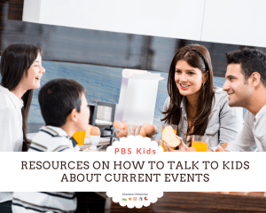 Resources news discussions kids