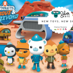Sound the Octo-Alert! New Octonauts Toys Coming!