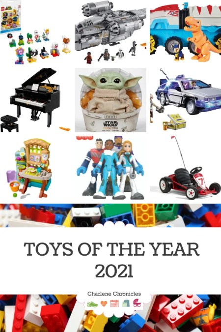 Toy of the Year  2021