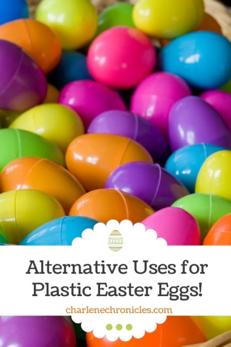 plaster easter egg crafts