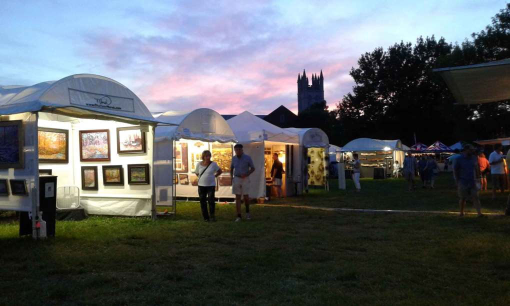 workshops classes Webster Groves Art Fair exhibition events