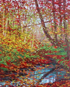 plein air studio oil paintings by Charlene Marsh shop oil paintings