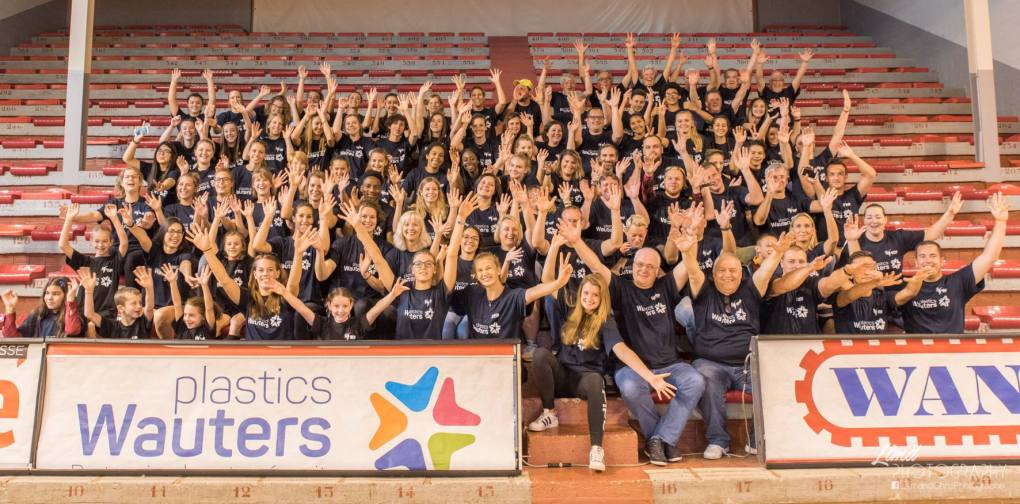 Charleroi Volley - Contact Day 2017