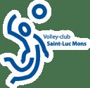 Logo Volley Club Saint-Luc Mons