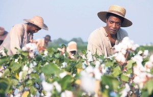 Develop characters for 12 Years a Slave - Steve MAC QUEEN Chiwetel EJIOFOR as Solomon Northup