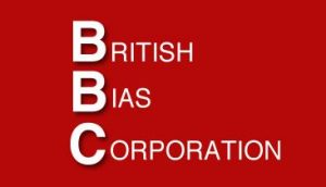 BBC bias by Charles Harris
