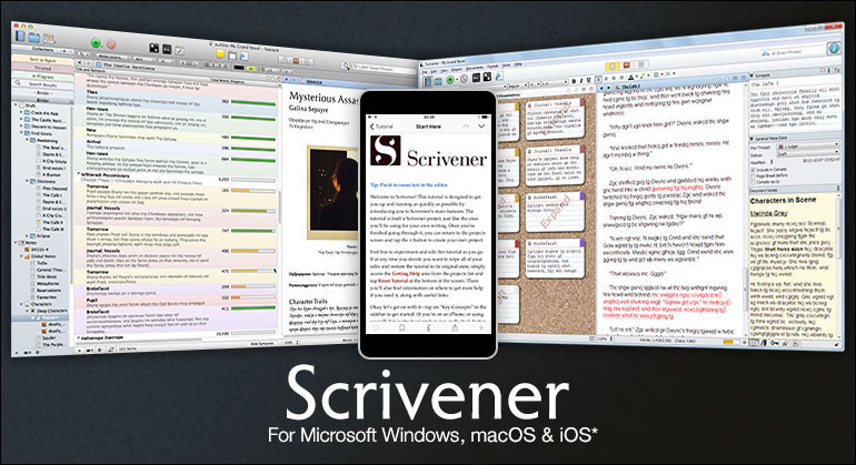 Scrivener's Books and Bookbinding