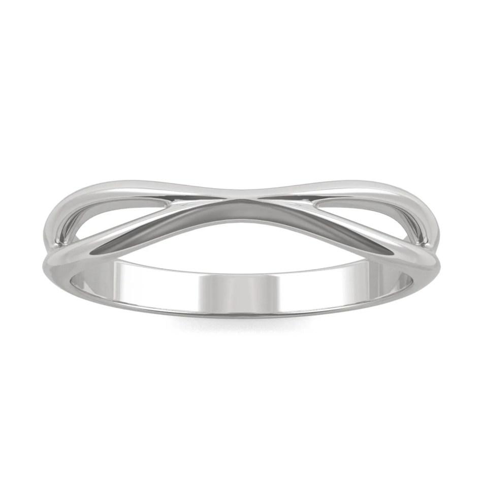 httpss3.amazonaws.commoissanite2 media importimages614722 1a band foreverone moissanite 14k white gold ring