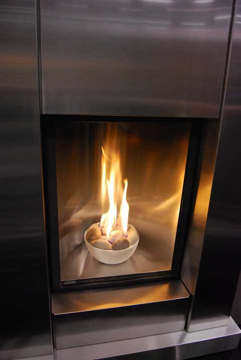 15 Fireplaces At The 2010 Builders Show