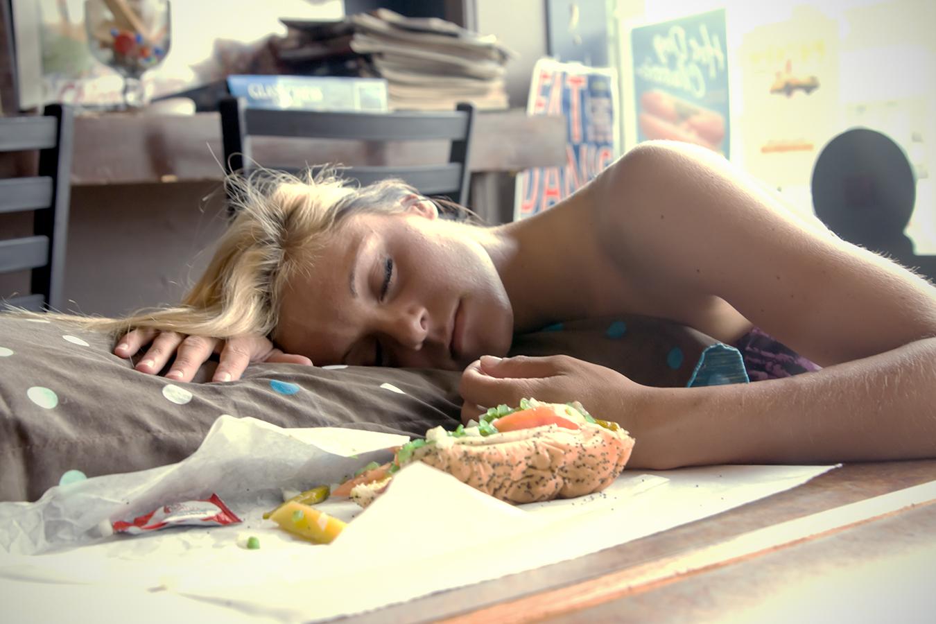 charles i. letbetter - sleeping through sunday