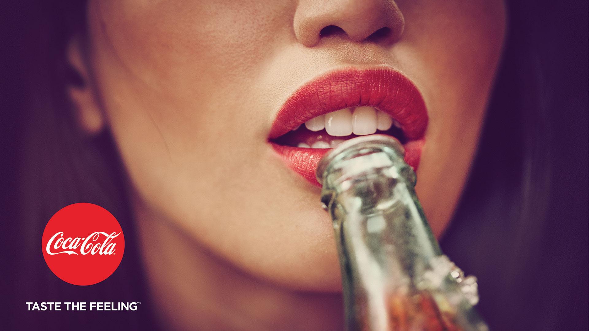 charles i. letbetter - Coke goes all in