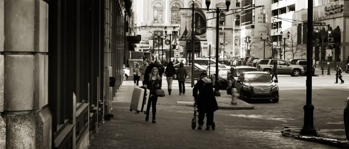 A Walk Through Downtown